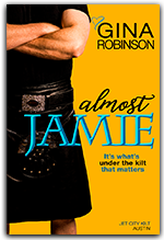 Almost Jamie - Book 1 of the Jet City Kilt series