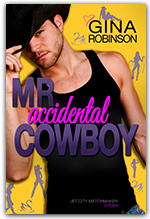 Mr. Accidental Cowboy - Book 2 of the Jet City Matchmaker series